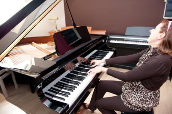 Cours de piano Oyonnax