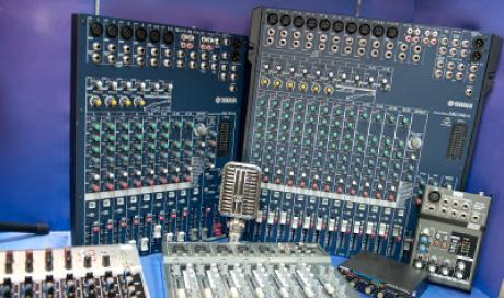 Tables de Mixage Oyonnax