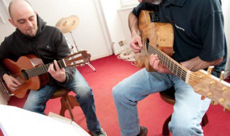 Cours de guitare Oyonnax